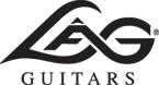 logo lag guitars